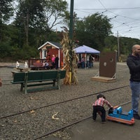 Photo taken at Shore Line Trolley Museum by Anne R. on 10/8/2016