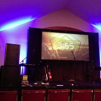 Photo taken at Crosspoint Franklin Campus by Kyle C. on 10/7/2012