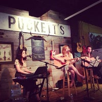 Photo taken at Puckett's Grocery & Restaurant by Kyle C. on 5/30/2013
