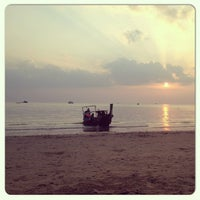 Photo taken at Andaman Sea by 🌷Оксана Р. on 1/25/2013