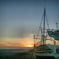 Photo taken at Kerkennah island by Moussa A. on 12/11/2013
