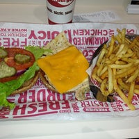Photo taken at Smashburger by Mike S. on 7/27/2013
