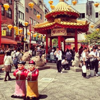 Photo taken at China Town by Olga T. on 5/25/2013