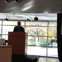 Foto diambil di Bryant University oleh Maryellen B. pada 10/23/2012