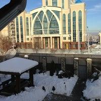 Photo taken at ПФЦА by Kris F. on 12/6/2012