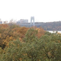 Photo taken at Fort Tryon Park by Michael H. on 10/27/2012