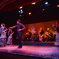 Photo taken at Palacio del Flamenco by Palacio del Flamenco on 11/11/2014