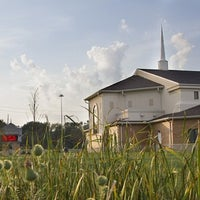 Photo taken at Hope Baptist Church by Stacey M. on 11/29/2012