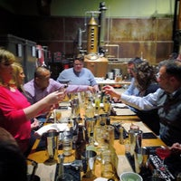 Photo taken at Coppercraft Distillery by Coppercraft D. on 2/15/2015