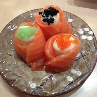 Photo taken at Sushi Tei by GeNieLiCious on 1/29/2013