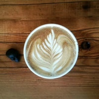 Photo taken at Wallace Espresso by Chris S. on 7/22/2013