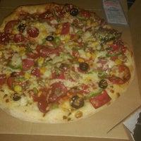 Photo taken at Domino's Pizza by Sinenur C. on 3/16/2015
