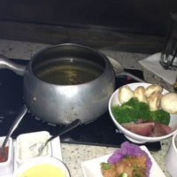 Photo taken at The Melting Pot by Kim R. on 2/2/2013