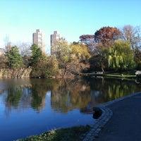 Das Foto wurde bei Harlem Meer von Dan V. am 11/17/2012 aufgenommen
