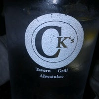 Photo taken at CK's Tavern & Grill by Mobius G. on 10/13/2012