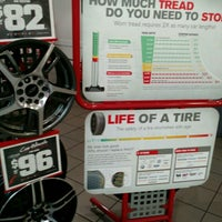 Photo taken at America's Tire Store by Mobius G. on 8/27/2016