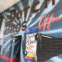 Photo taken at Dutch Bros. Coffee by Linlin F. on 2/26/2018