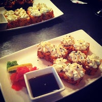 Photo taken at Parma Sushi by Svetty on 5/2/2013