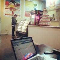 Photo taken at The Cupcake Shack by Joshua S. on 10/25/2012