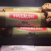 Photo taken at Boccalone Salumeria by Andy S. on 1/12/2013
