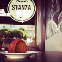 Photo taken at Stanza Coffee by Andy S. on 3/17/2013