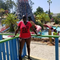 Photo taken at Raging Waters by Nitro G. on 6/24/2017