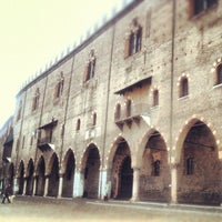 Photo taken at Piazza Sordello by Massimo B. on 10/2/2012