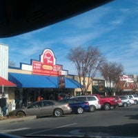 Photo taken at Historic Downtown Branson by Erika R. on 11/24/2012