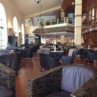 Photo taken at Atlantica Aeneas Resort Hotel pool by Albina *. on 7/9/2013