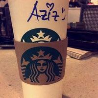 Photo taken at Starbucks I Divonne by abdulaziz b. on 2/3/2015