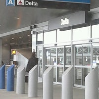 Photo taken at Terminal A by D'Anthony C. on 4/5/2013