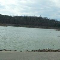 Photo taken at General Burnside Island State Park by Kim B. on 3/16/2013