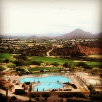 Photo taken at JW Marriott Tucson Starr Pass Resort & Spa by Andrew S. on 10/16/2012