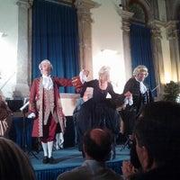 Photo taken at Scuola Grande S. Teodoro by Leticia B. on 4/14/2013