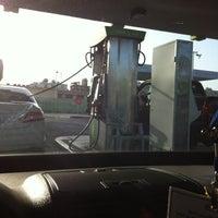 Photo taken at Oula Gas Station | أولى by Fatima B. on 1/14/2013