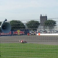 Photo taken at Corner 9 Club At Indianapolis Motor Speedway by Joe B. on 8/9/2014
