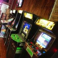 Photo taken at Emporium Arcade Bar by Jeremy B. on 6/9/2013