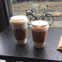 Photo taken at Starbucks by Christina M. on 10/14/2016