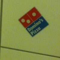 Photo taken at Domino's Pizza by Christina M. on 1/18/2013