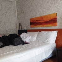 Photo taken at Hotel De La Pace by Christina M. on 8/2/2014