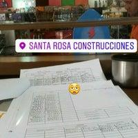 Photo taken at santa rosa CONSTRUCCIONES by Belu G. on 1/25/2017