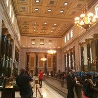 Photo taken at BMO Banque de Montréal by Ilya K. on 5/31/2013