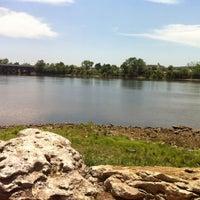 Photo taken at Riverside Park by Danny G. on 5/7/2013