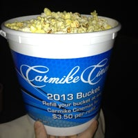Photo taken at Carmike 12 by Jamie Q. on 2/3/2013
