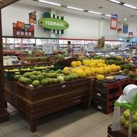 Photo taken at Supermercado Angeloni by Lucas F. on 2/10/2016