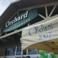 Photo taken at Orchard Supply Hardware by Christopher S. on 4/28/2013