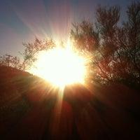 Photo taken at Tumamoc Hill by Petra Maria M. on 12/1/2012