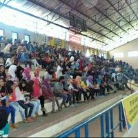 Photo taken at Universitas Islam Riau (UIR) by Ryni Andicha E. on 4/24/2013