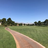 Photo taken at Spanish Trail Country Club by Ryan N. on 6/5/2017