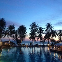 Photo taken at Le Méridien Phuket Beach Resort by Surat K. on 6/7/2013
